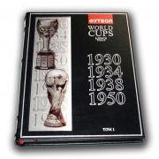Все чемпионаты мира по футболу с 1930 по 2010 гг