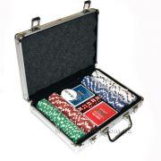 Набор для покера в алюминиевом кейсе